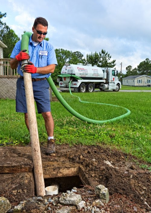 Grease Trap | Craven AG Services, Inc. | Craven County, NC