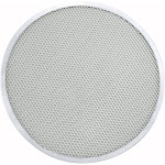 "Winco APZS-15, 15"" Seamless Aluminum Pizza Screen"