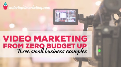 3 small business marketing videos you could emulate