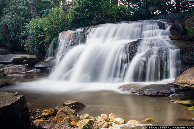 August 24 - Shoal Creek Falls
