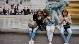 A new study says more teens than expected are leaving Facebook for Instagram and Snapchat
