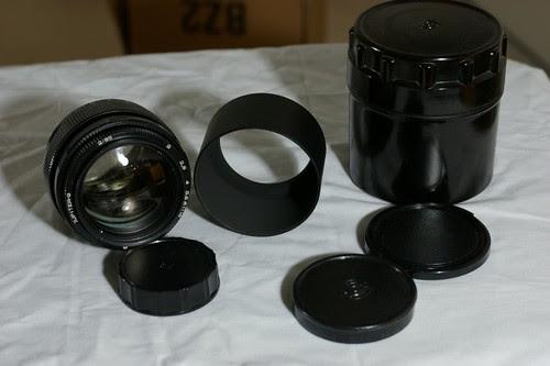 Jupiter 9 85mm f/2.0