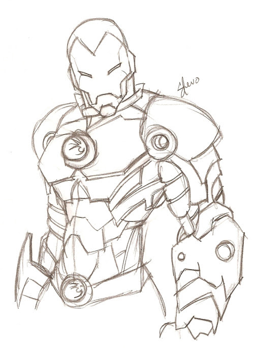 Ironman Baby by shroomz66 on DeviantArt