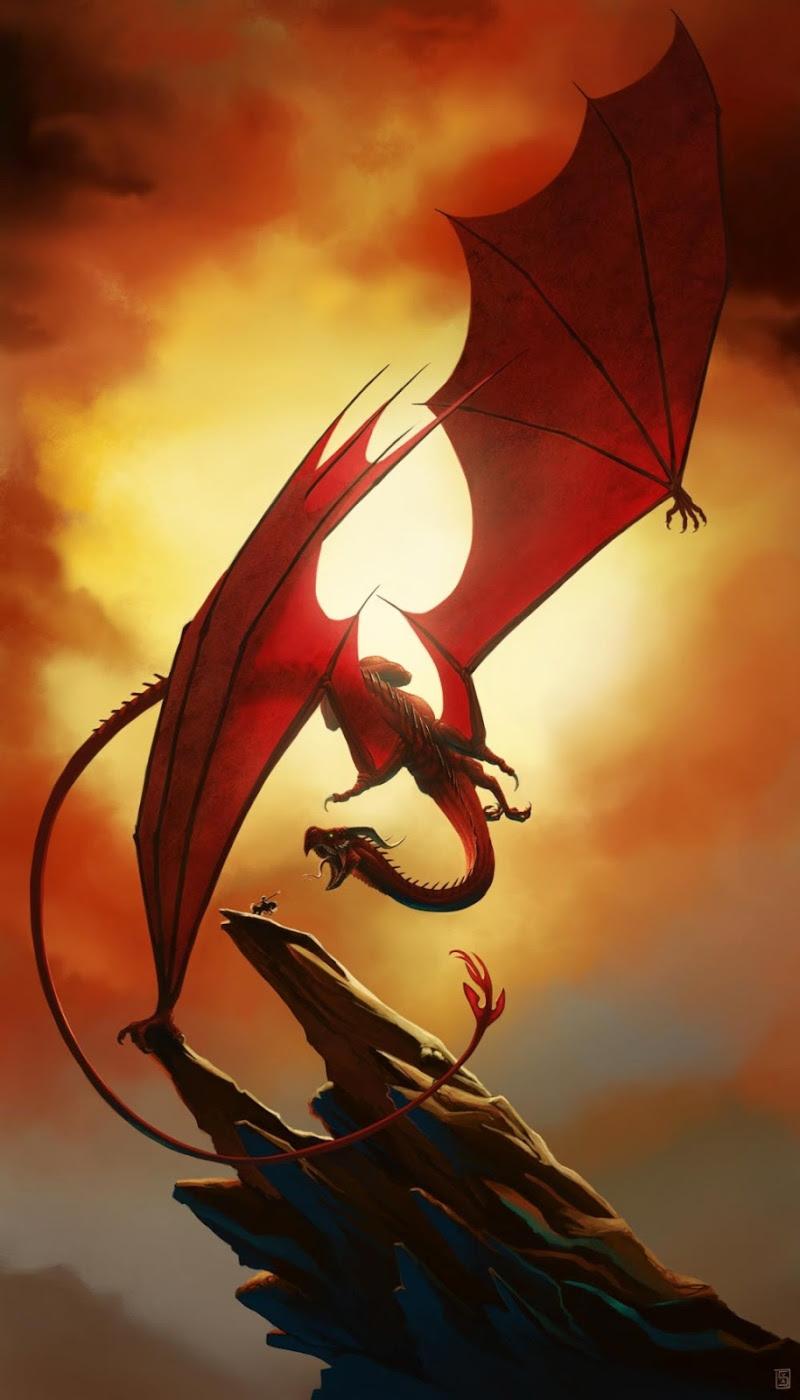 Sigurd et Fafnir