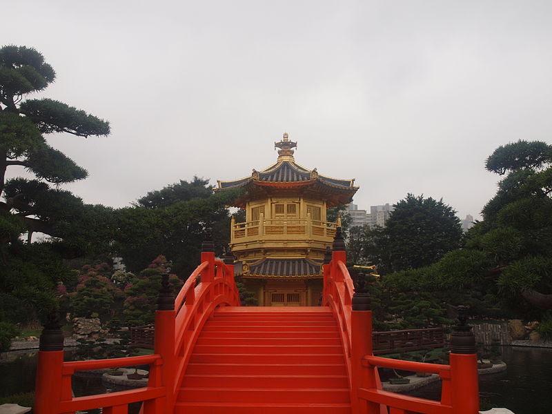 File:Garden at Chi Lin Buddhist Monastery.JPG
