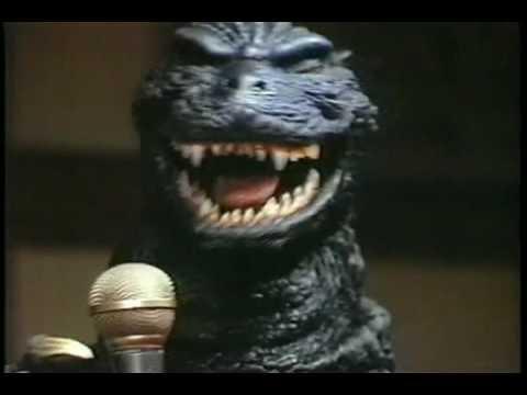 Hitachi VCR Godzilla