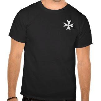 Knights Hospitaller Battle Cry Shirt shirt