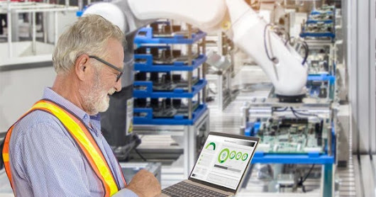 Four Digital Transformation Trends Driving Industry 4.0