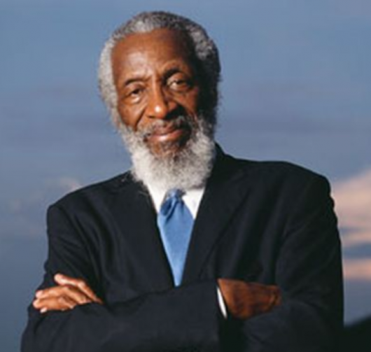#THROWBACKTHURSDAY Remembering Comedian Dick Gregory!