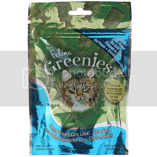 Feline Greenies Pictures, Images and Photos
