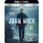 John Wick (4K Ultra HD + Blu-ray)