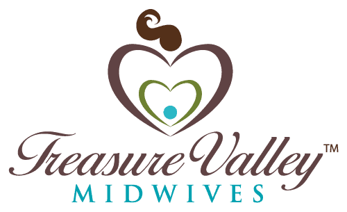 Logo Design - Treasure Valley Midwives | Oasis Interactive