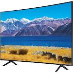 "Samsung TU8300 65"" Class HDR 4K UHD Smart Curved LED TV UN65TU8300FXZA"