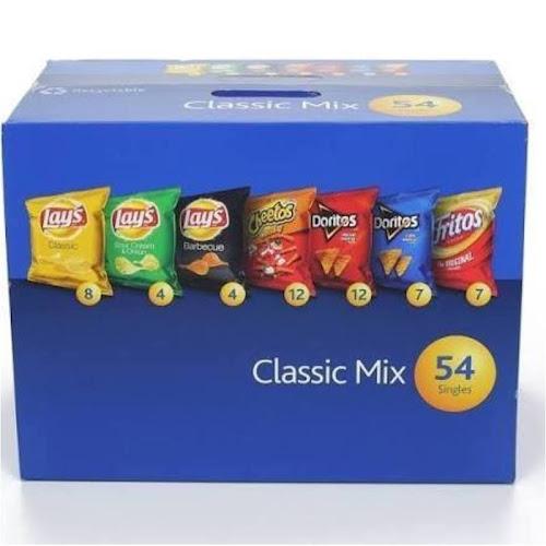 Frito Lay Variety Pack - 54, 1 oz bags