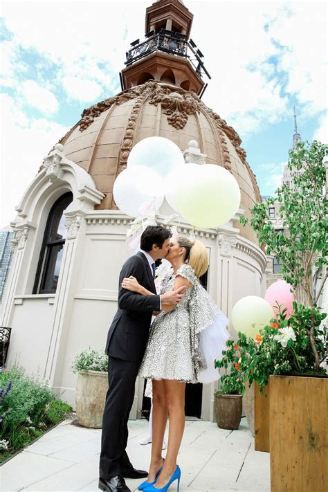 Paula & Henrique   NYC Nomad Hotel Wedding Photo   L&L