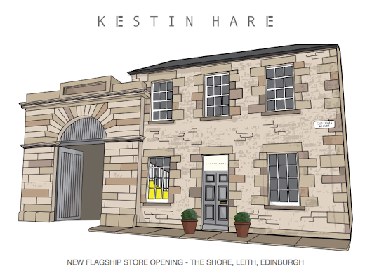 The Kestin Hare Flagship Store, Leith, Edinburgh