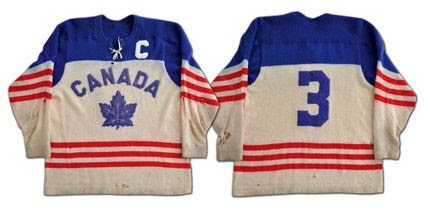 Canada 1955 jersey