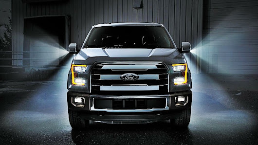 This Is How Ford Torture-Tested the 2015 F-150 [Video Gallery]