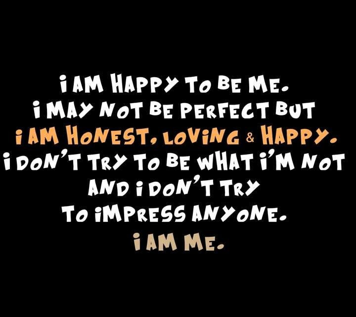 I Am Me Quotes I Am Me Sayings I Am Me Picture Quotes