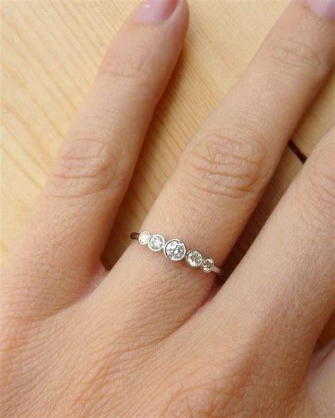 17 Best ideas about Bezel Set Ring on Pinterest   Bezel