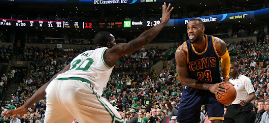 Ford Keys to the Game: Cavaliers 101, Celtics 93