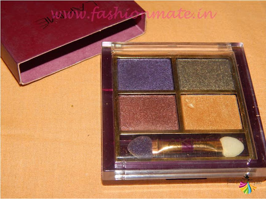 Getting festive with Lakme 9-to-5 eye quartet in Tanjore Rush! | Fashion Mate