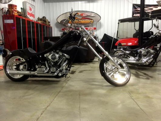 Used 2007 American Ironhorse Classic Chopper for Sale in Owingsville KY 40360 Steve Butcher Auto & Cycle Sales Inc