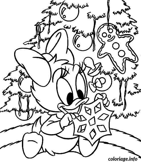 Coloriage Noel Disney A Imprimer Jecoloriecom