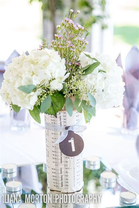 25  best ideas about Music centerpieces on Pinterest