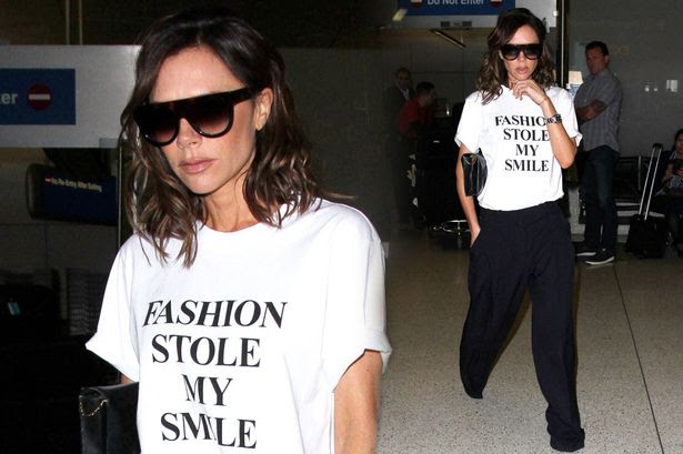 Image result for victoria beckham FASHION STOLE MY SMILE