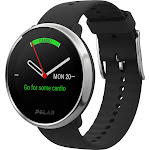 Polar Ignite - Smart Watch with Heart Rate Monitor - M/L - Black