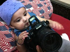 God Wanted The Branches of My Camera To Grow..4 Month Old Nerjis Asif Shakir You All Know by firoze shakir photographerno1