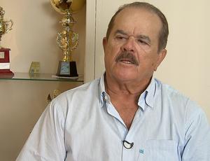 Paulo Maciel, presidente do Tijuca Tênis Clube (Foto: Reprodução/SporTV)