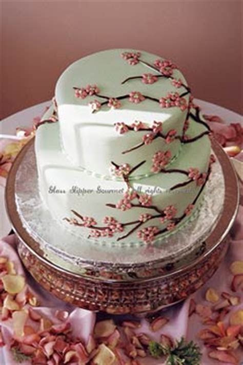 Beautiful Cherry Blossom Cake Designs