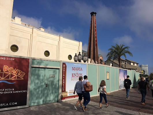 Disney Springs' The Edison restaurant will throw open doors on New Year's Eve