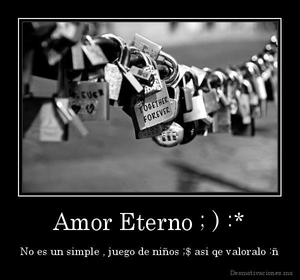 Imagenes Con Frases De Amor Eterno Imagenes