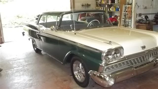 1959 Ford Galaxie 500 For Sale Knoxville, Tennessee