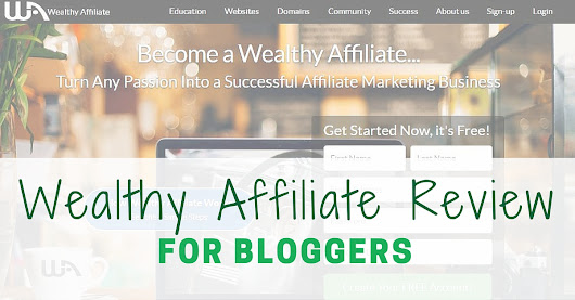 Wealthy Affiliate Review For Bloggers - baby dot organic