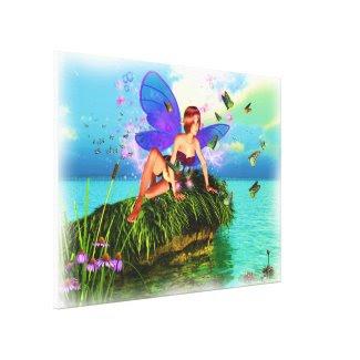 Fairy Fantasy Canvas Prints