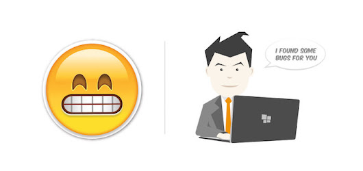 How emojis are used in bug reports (backed by data)