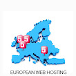 Top 10 popular Web Hosting in Europe 2015.