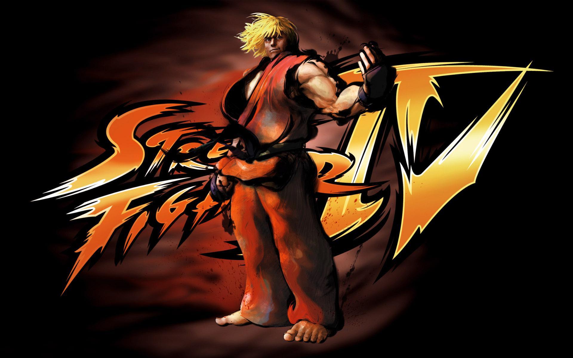 Hd Free Ken Street Fighter Wallpaper Download Free 138718