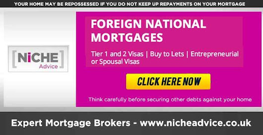 Rules for Foreign National Mortgage Applicants - Mortgage Broker in London