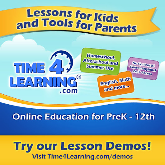 Homeschool, Afterschool, Summer Study - Time4Learning