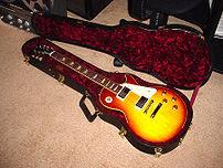 2005 Gibson '58 Reissue Les Paul in Iced Tea i...