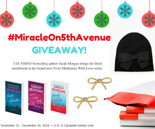 Miracle On 5th Avenue Giveaway | Imperfect Women