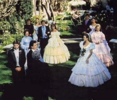 Eden Capwell and Cruz Castillo's wedding