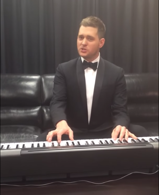 Michael Bublé Leaves Sweet Message for Fan With Autism
