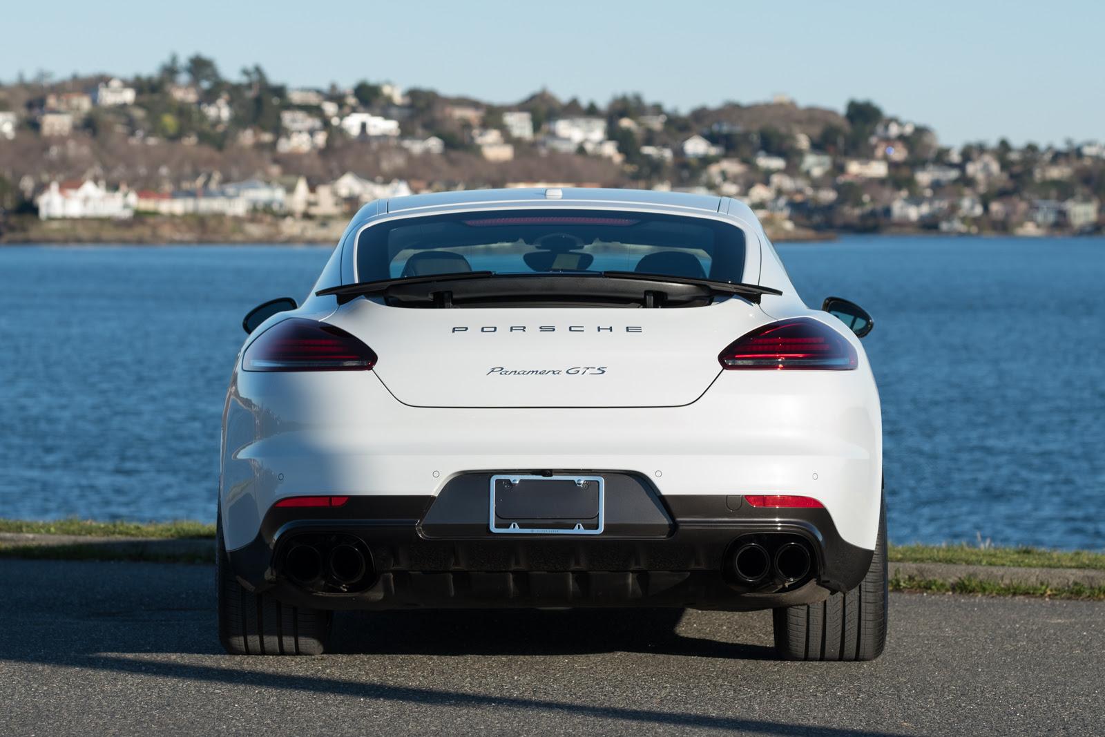 2016 Porsche Panamera Gts Exclusive North America Edition