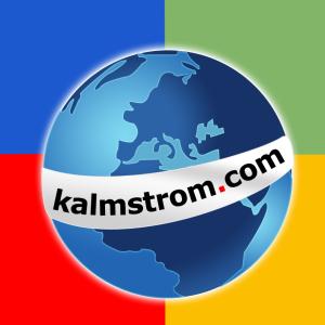 kalmstrom.com Square Logo
